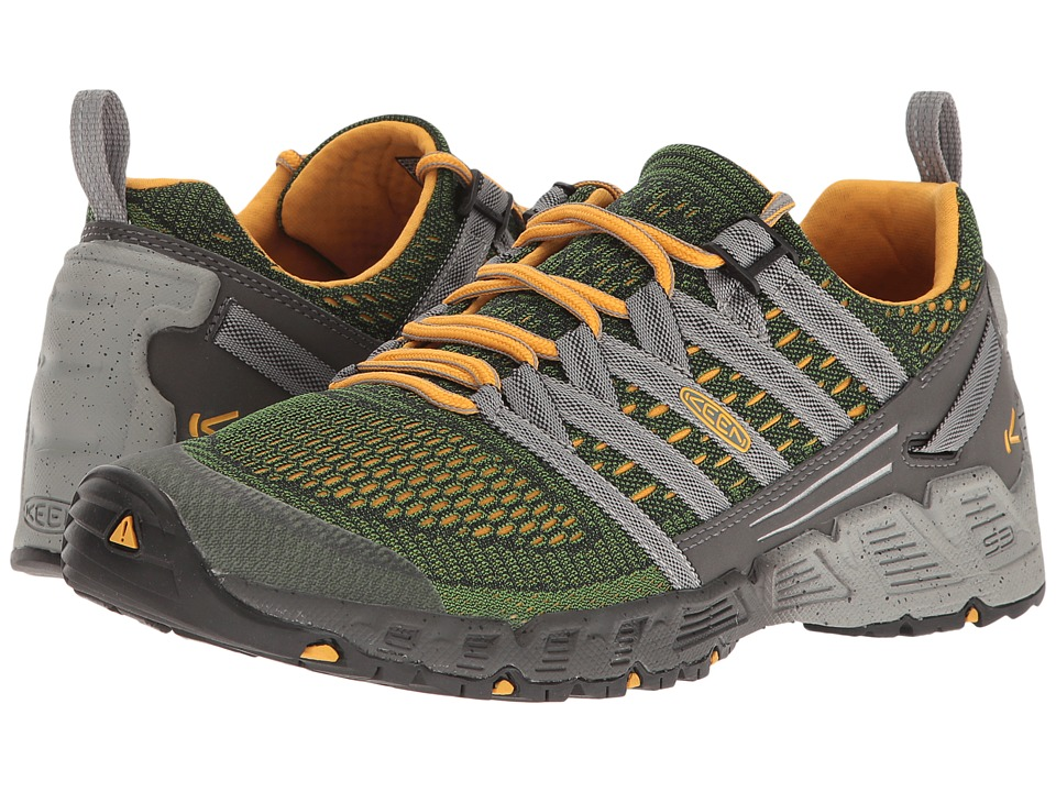 Keen - Versago (Black/Florite) Men's Shoes