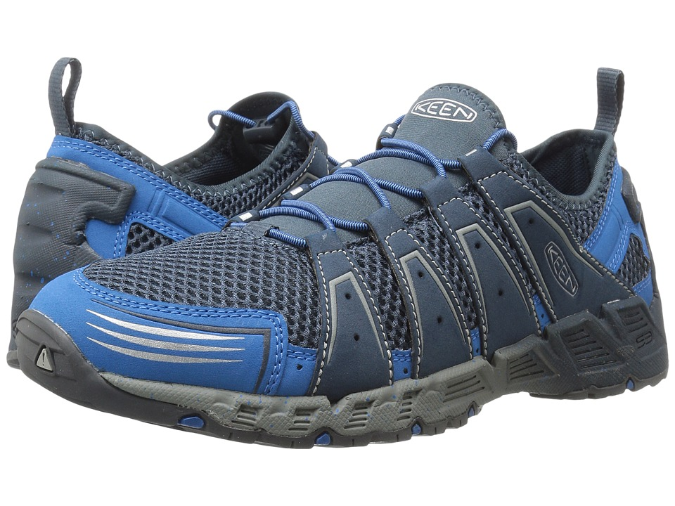 Keen - Versavent (Midnight Navy/Imperial Blue) Men's Shoes