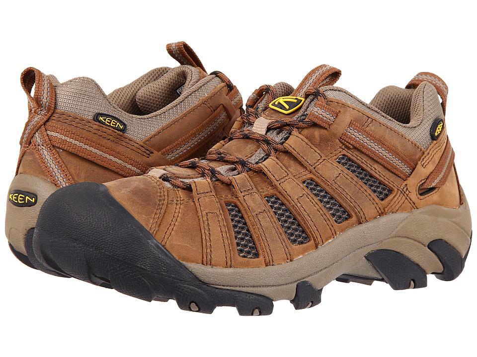 Keen - Voyageur (Crisp/Shitake) Men's Shoes