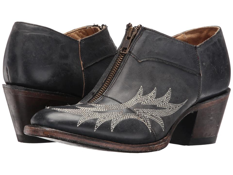 Stetson Nicole (Black) Cowboy Boots