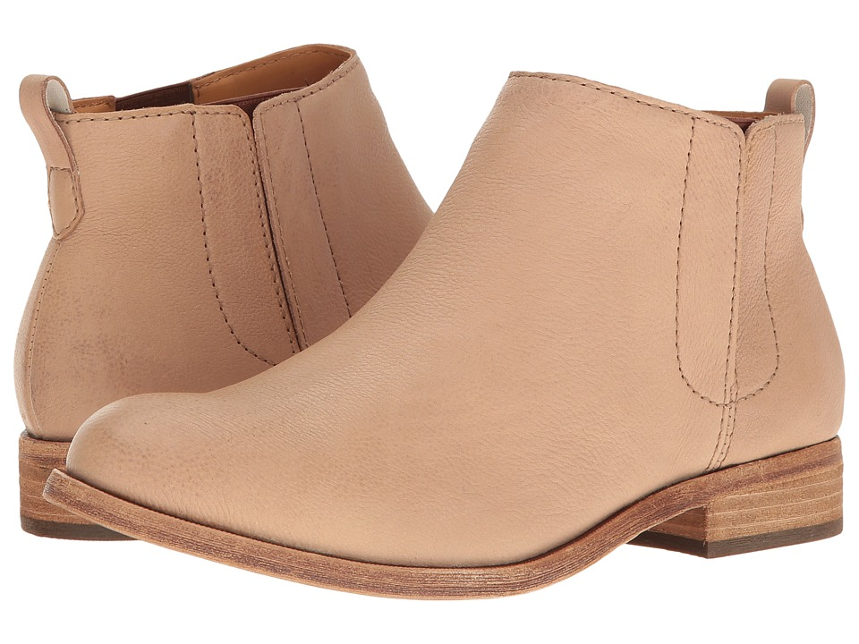Kork-Ease - Velma (Natural Full Grain) Women's Pull-on Boots