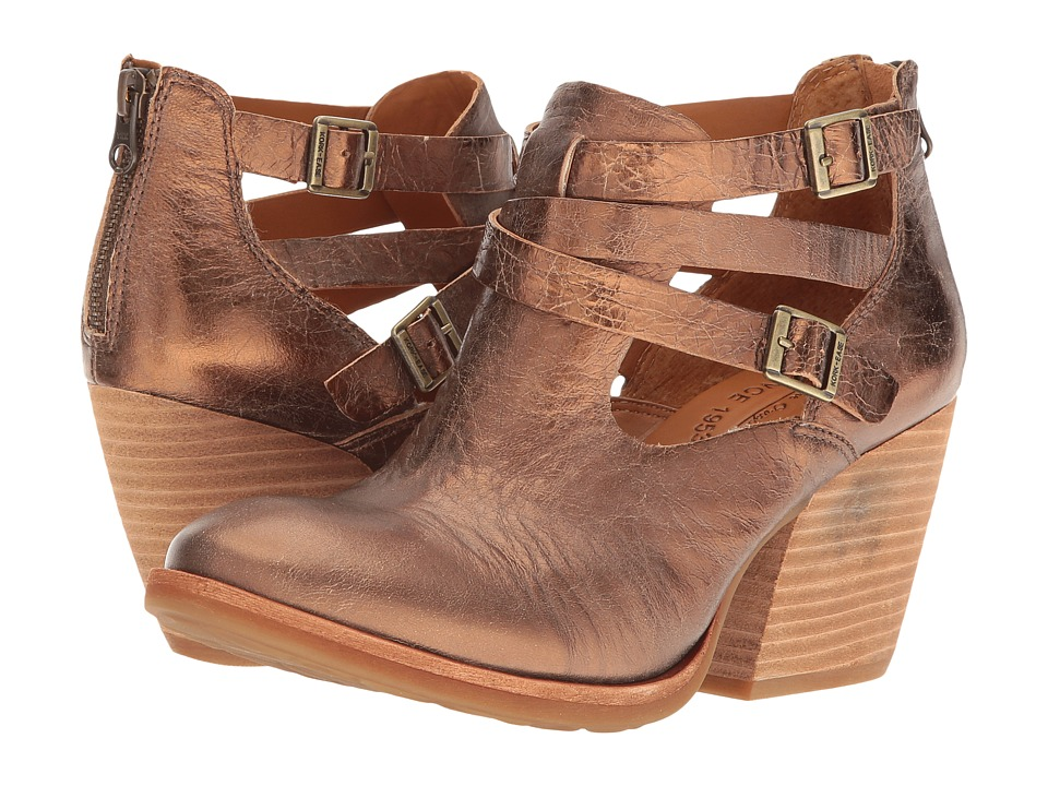 Kork-Ease - Stina (Bronze Metallic) High Heels