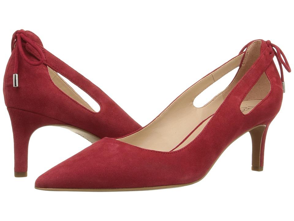 Franco Sarto - Doe (Red Suede) Women's Shoes
