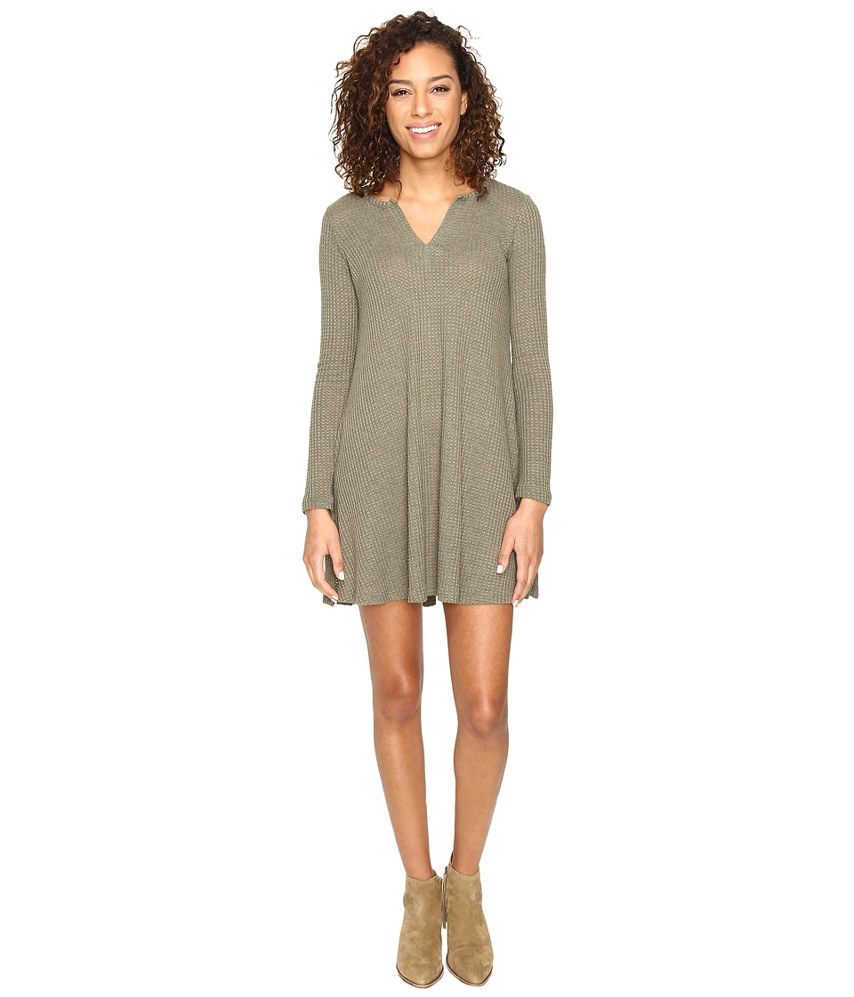 O'Neill - Summit Dress (Dusty Olive) Women's Dress
