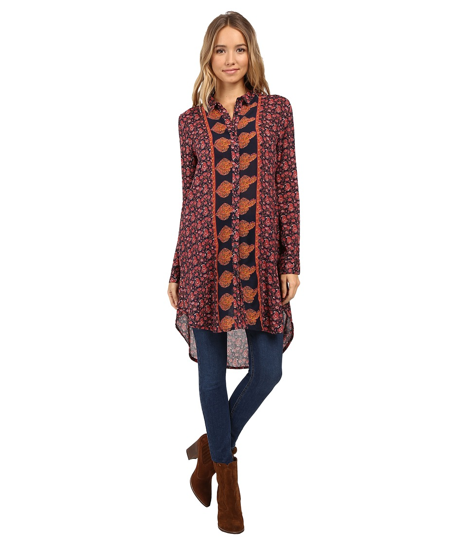 O'Neill - Bloom Top (Total Eclipse) Women's Clothing