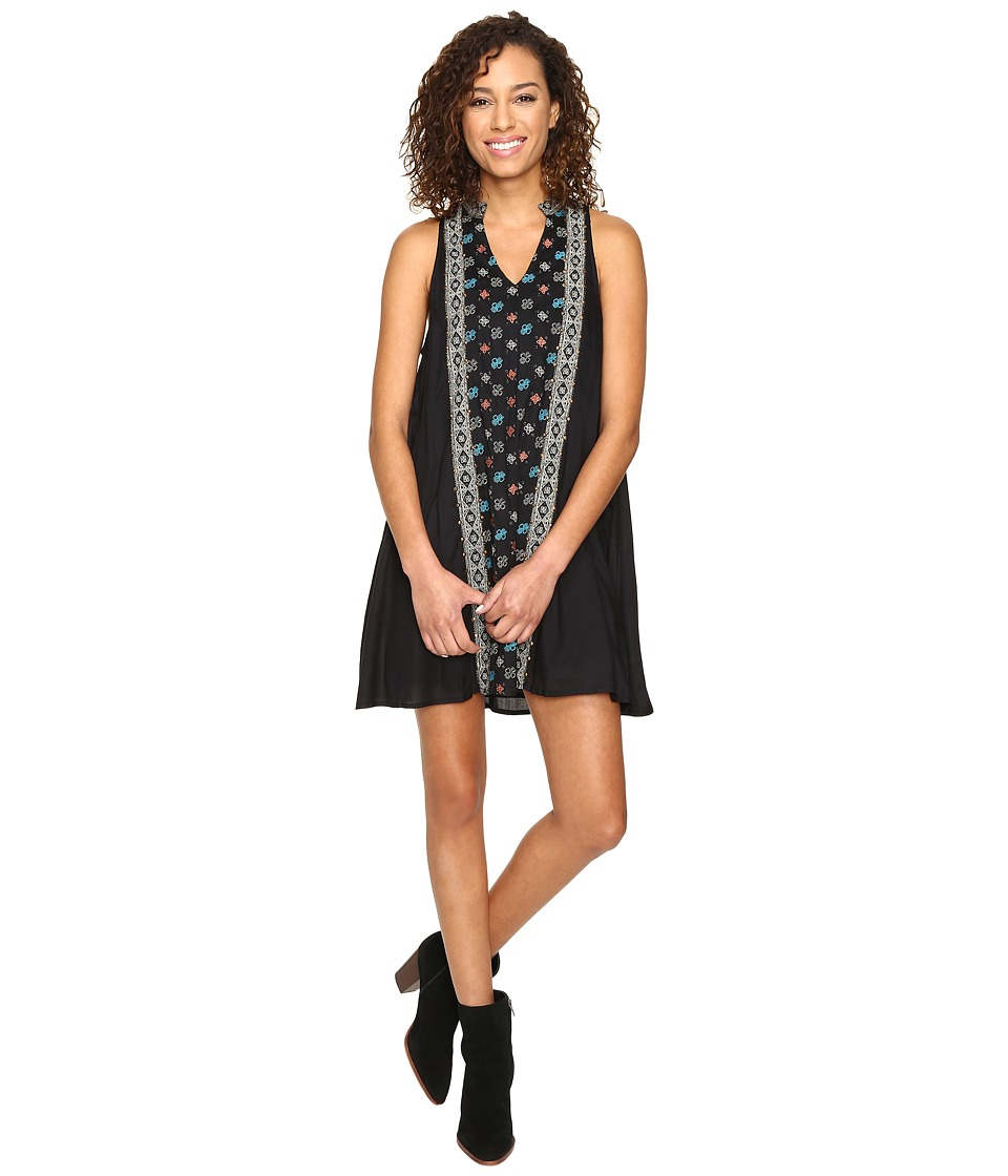 O'Neill - Pond Dress (Black) Women's Dress