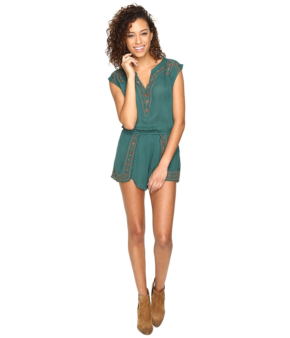 O'Neill - Dahlia Romper (June Bug) Women's Jumpsuit & Rompers One Piece