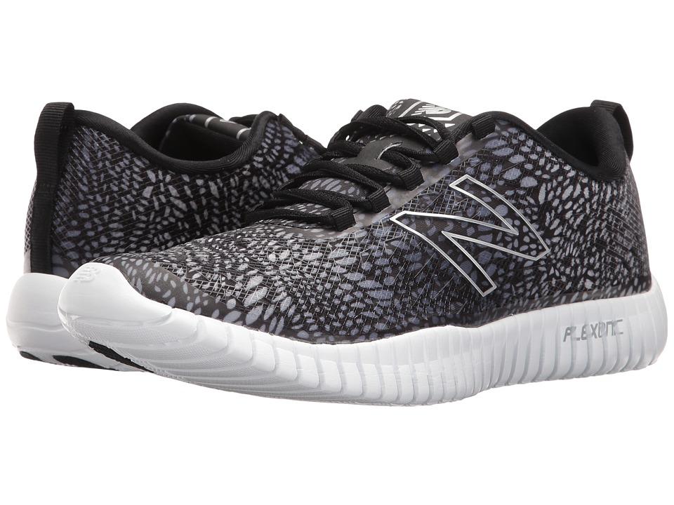 New Balance - WX99v1 (Black Graphic/Metallic Silver) Women's Shoes