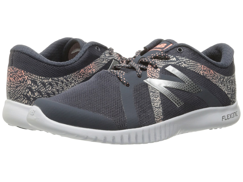 New Balance - WX615v1 (Grey/Jade Graphic) Women's Shoes