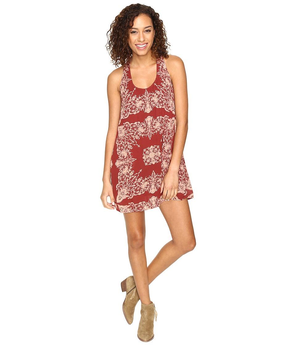O'Neill - Tanner Dress (Apple Butter) Women's Dress
