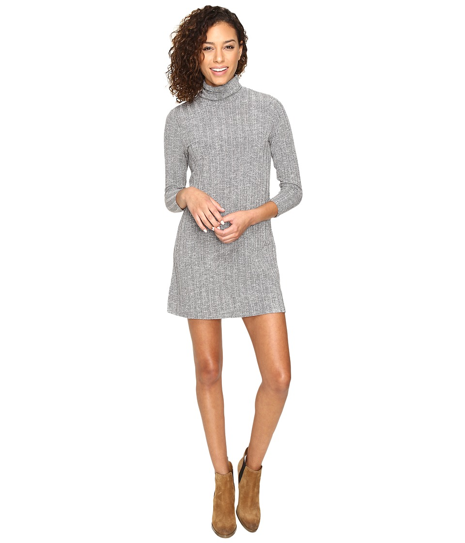 O'Neill - Jovana Dress (Heather Grey) Women's Dress