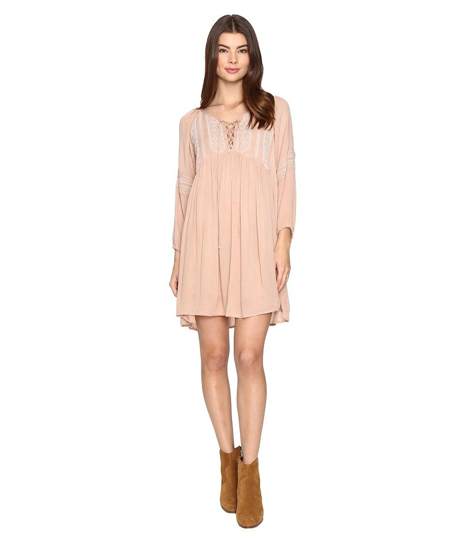 O'Neill - Junie Dress (Tan/Nude) Women's Dress