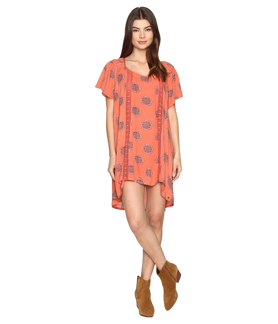 O'Neill - Bonzai Dress (Ginger Spice) Women's Dress