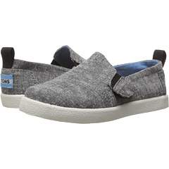 78e9305ce3f7 TOMS Kids Avalon Slip-On (Infant Toddler Little Kid) at 6pm