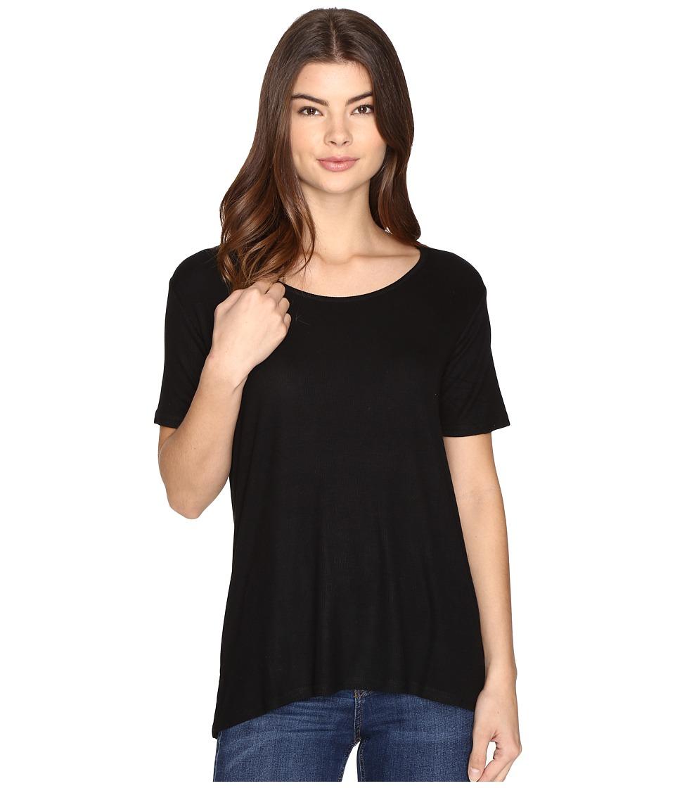O'Neill - Abbot Tee (Black) Women's T Shirt