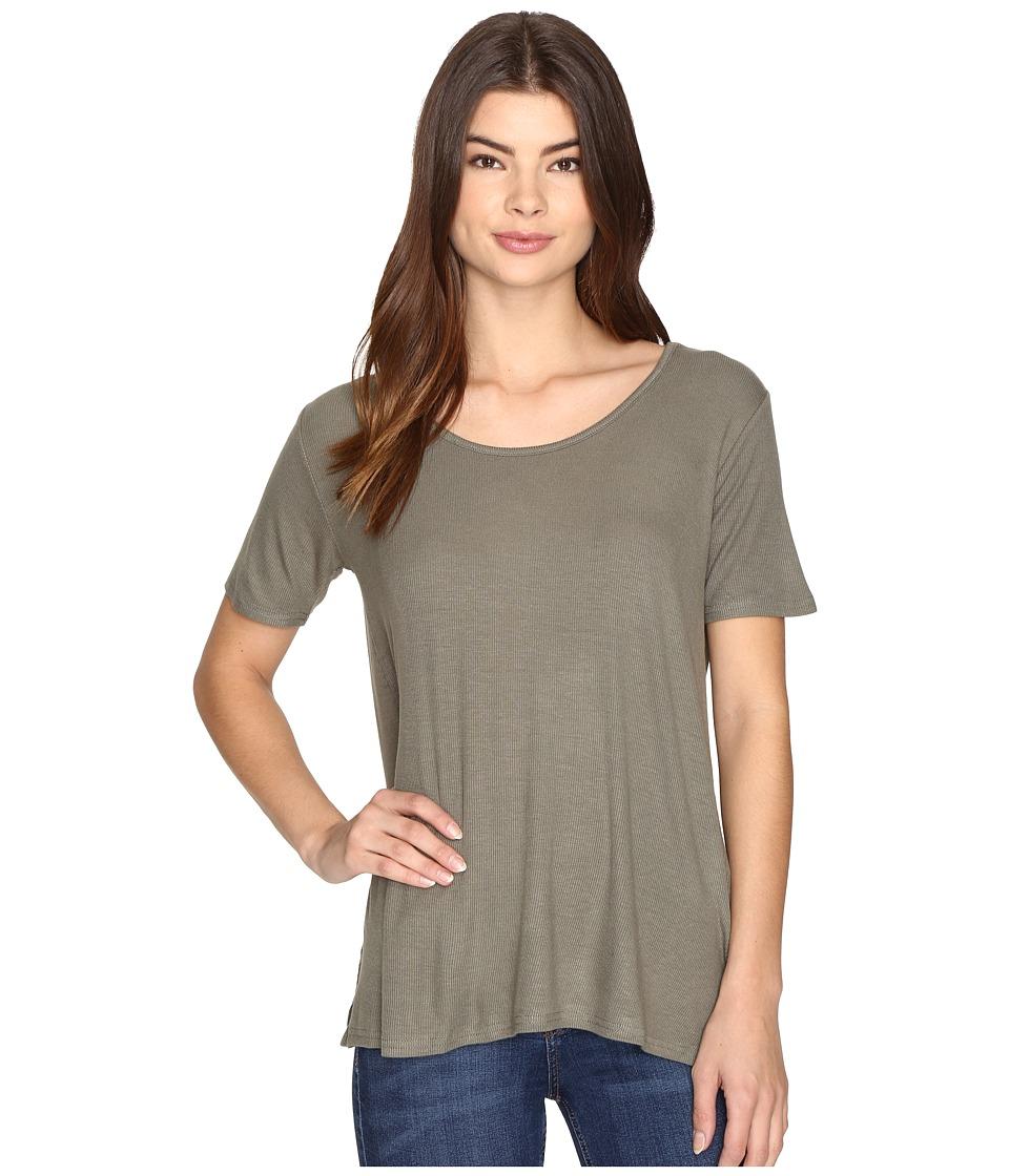 O'Neill - Abbot Tee (Dusty Olive) Women's T Shirt