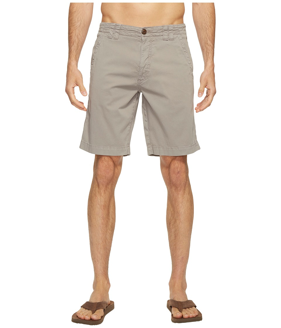 Ecoths - Kenzo Short (Griffin Grey) Men's Shorts