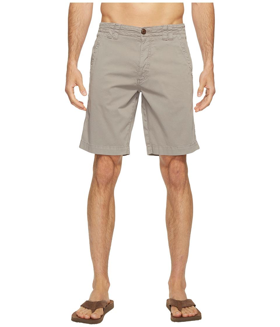 Ecoths - Kenzo Short (Griffin Grey) Men's Shorts