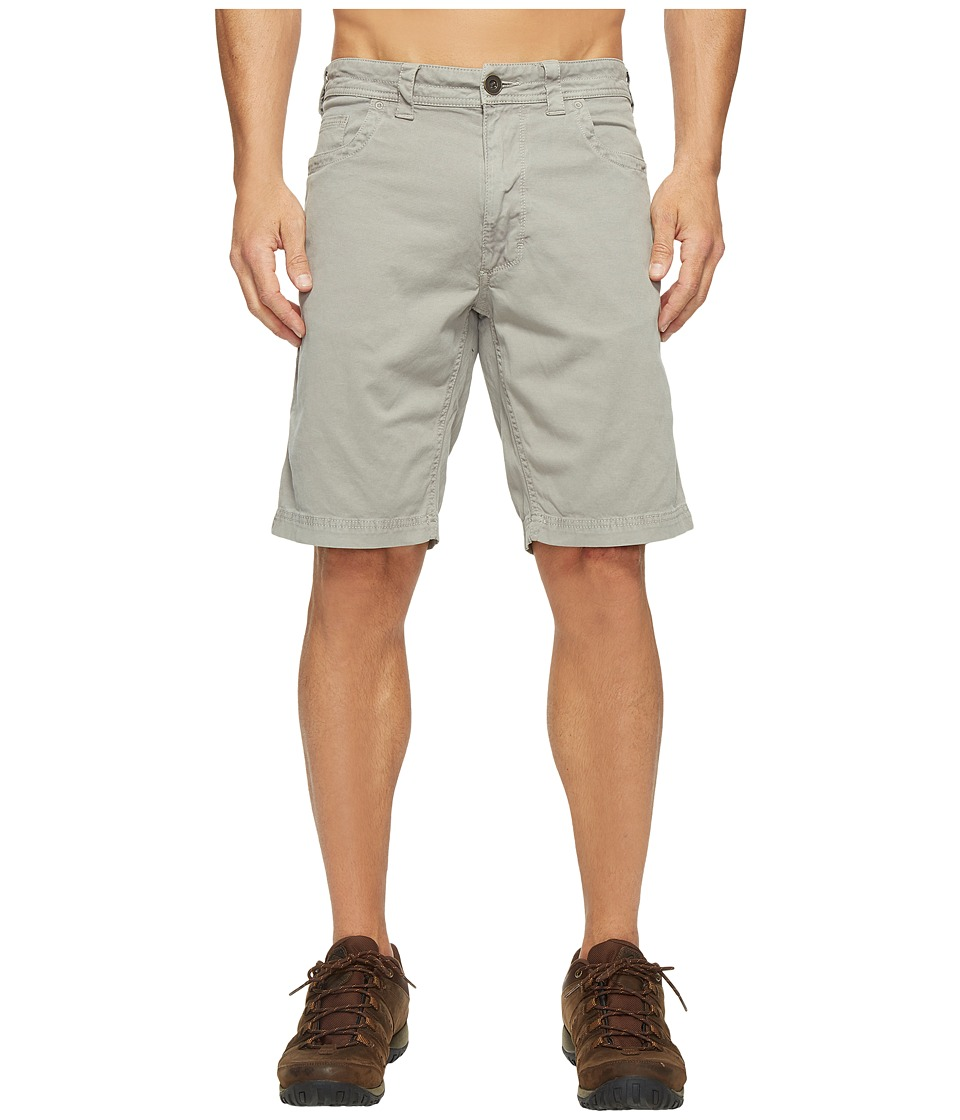 Ecoths - Bronx Shorts (Griffin Grey) Men's Shorts