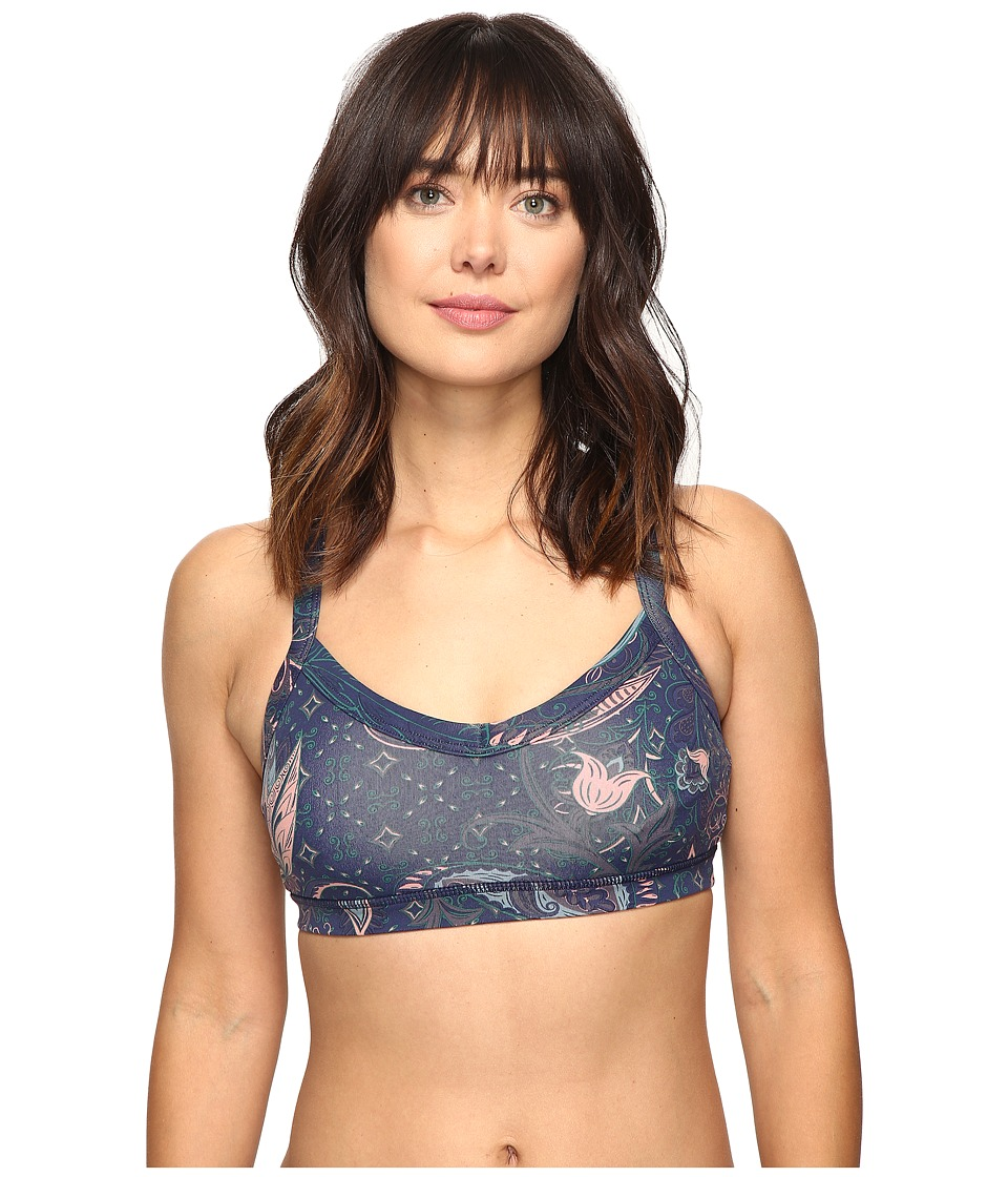 O'Neill - Discover Sports Bra (Eclipse Blue) Women's Bra