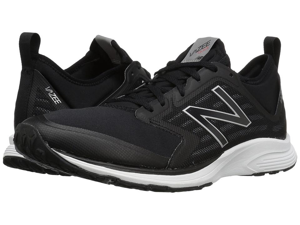 New Balance MXQIKv2 (Black/Gunmetal) Men's Running Shoes