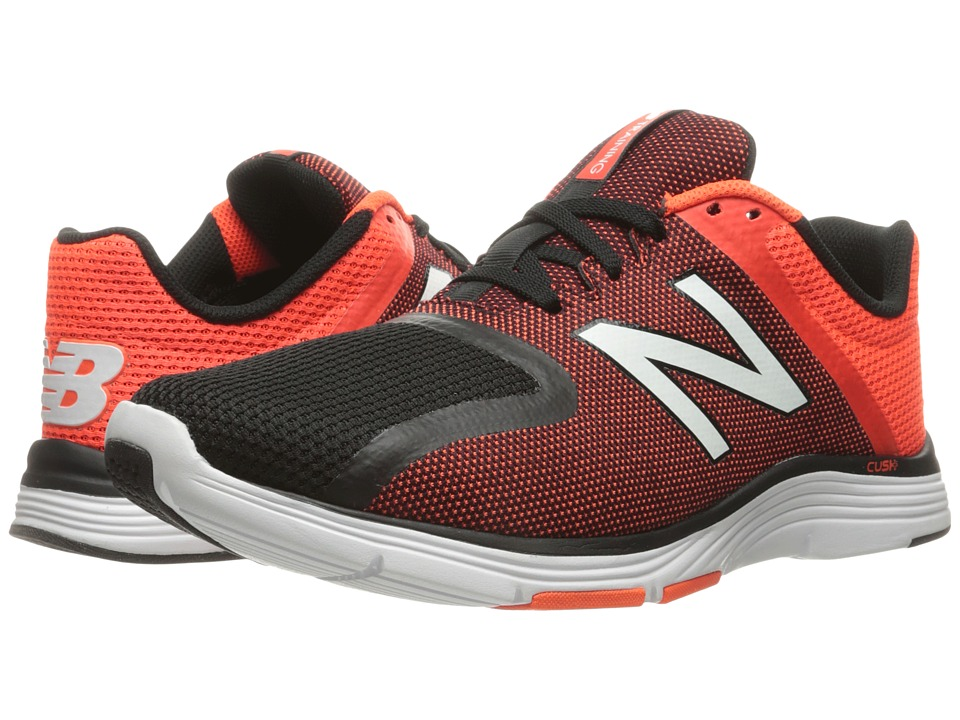 New Balance - MX818v2 (Alpha Orange/Black) Men's Running Shoes