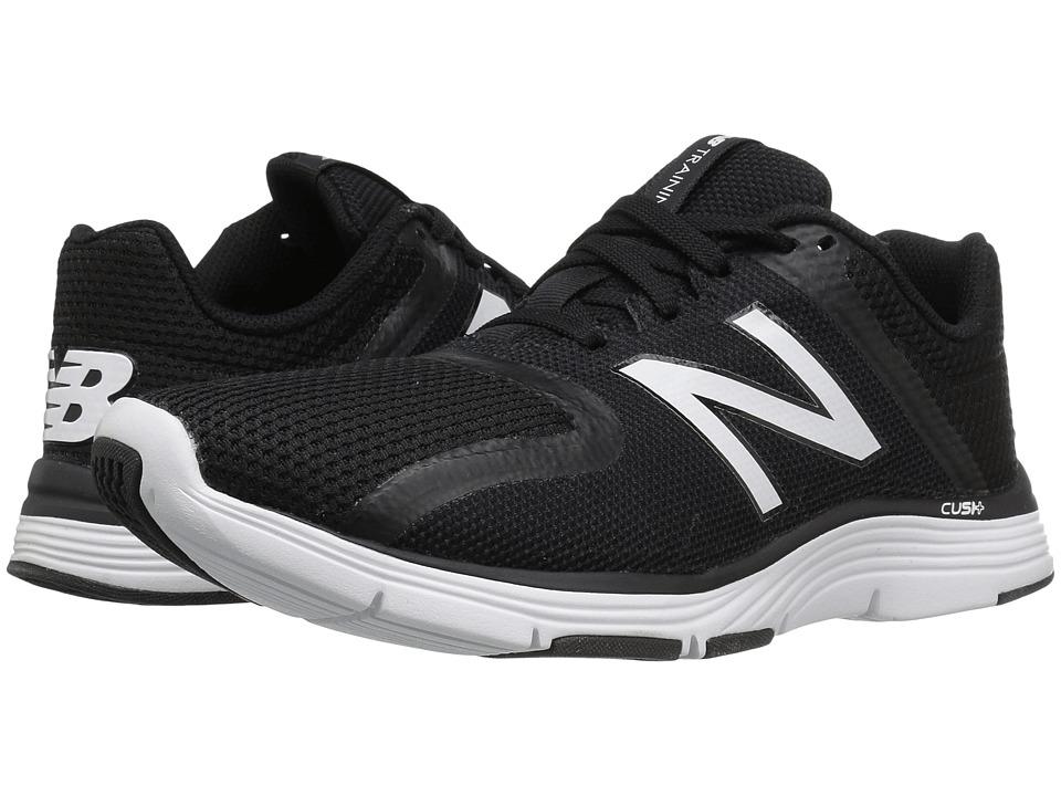 New Balance - MX818v2 (Black/White) Men's Running Shoes