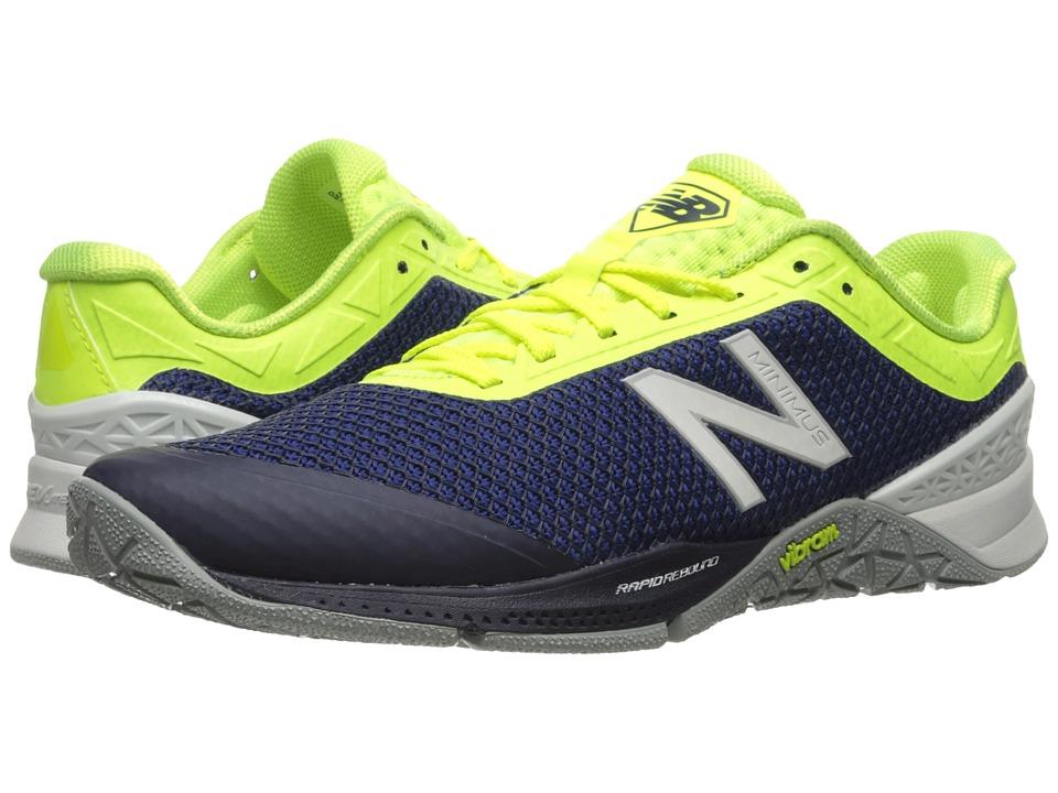 New Balance - MX40v1 (Hi-Lite/Dark Denim) Men's Shoes