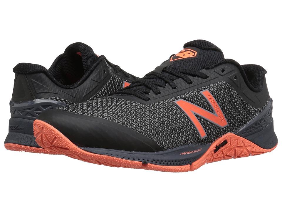 New Balance - WX40v1 (Black/Thunder) Women's Cross Training Shoes