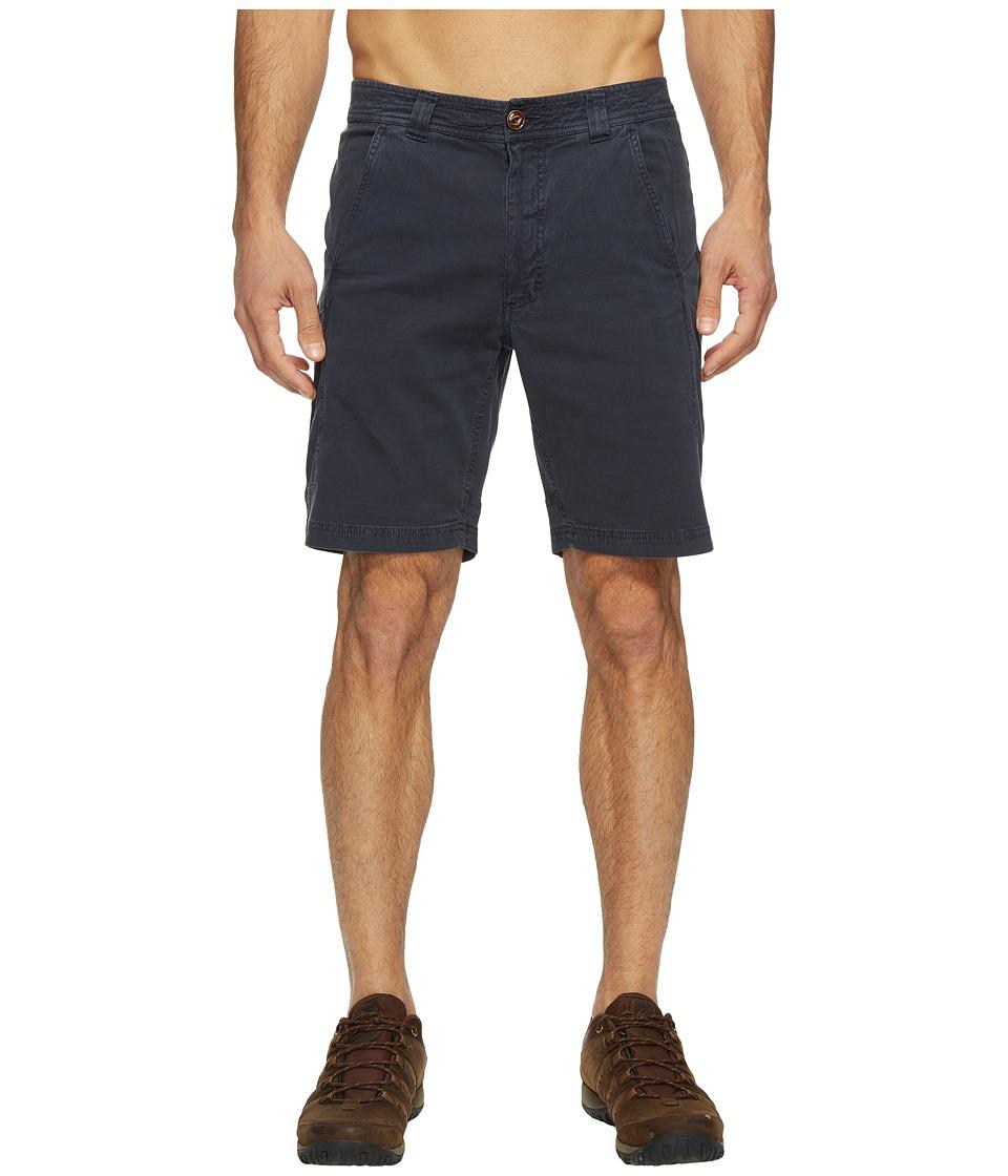 Ecoths - Hamilton Shorts (Navy) Men's Shorts