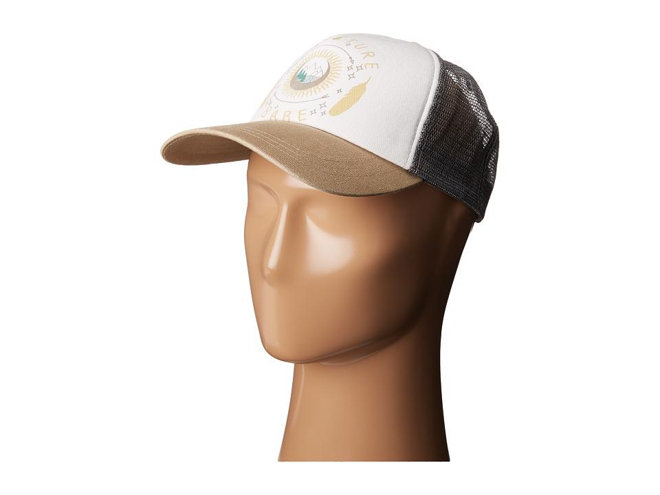 O'Neill - Scenic Trucker Hat (Moonbeam) Caps