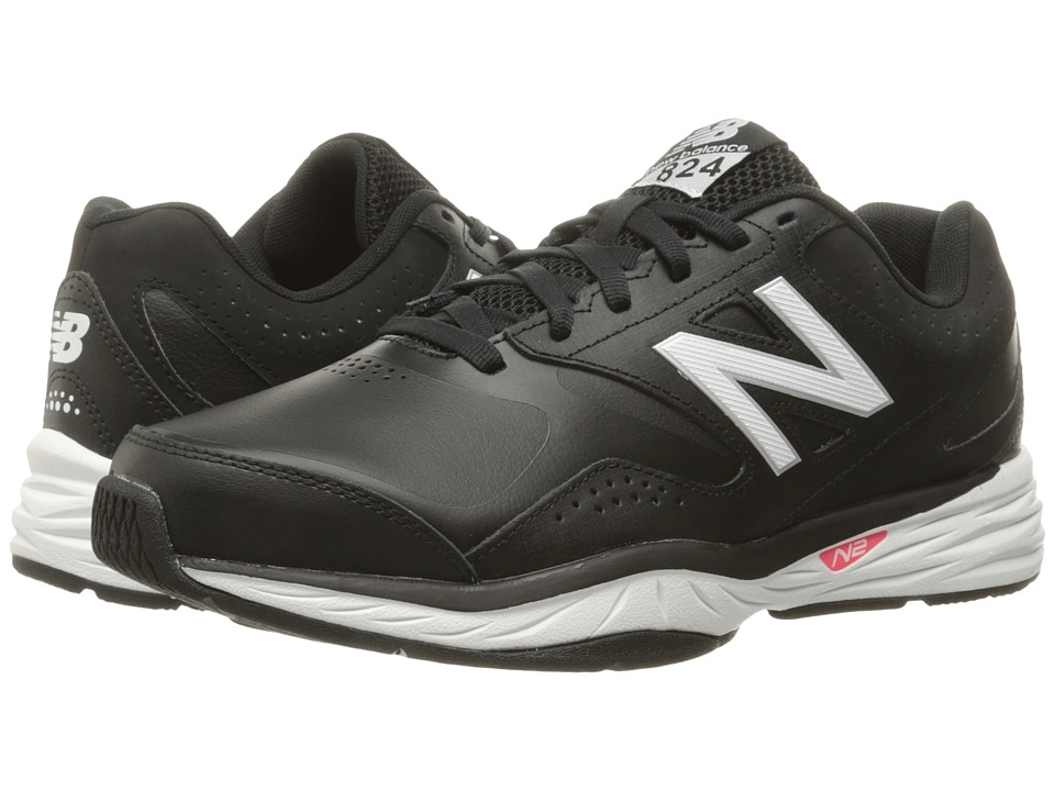 New Balance - WX824v1 (Black) Women's Running Shoes