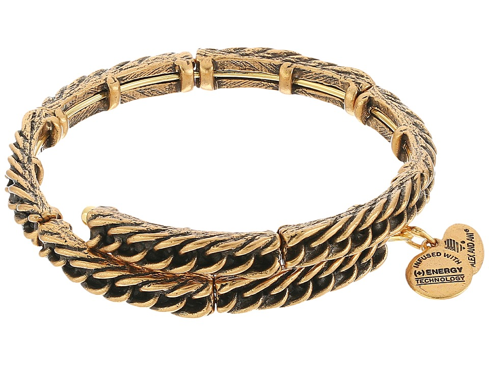 Alex and Ani - Eve Wrap (Rafaelian Gold) Bracelet