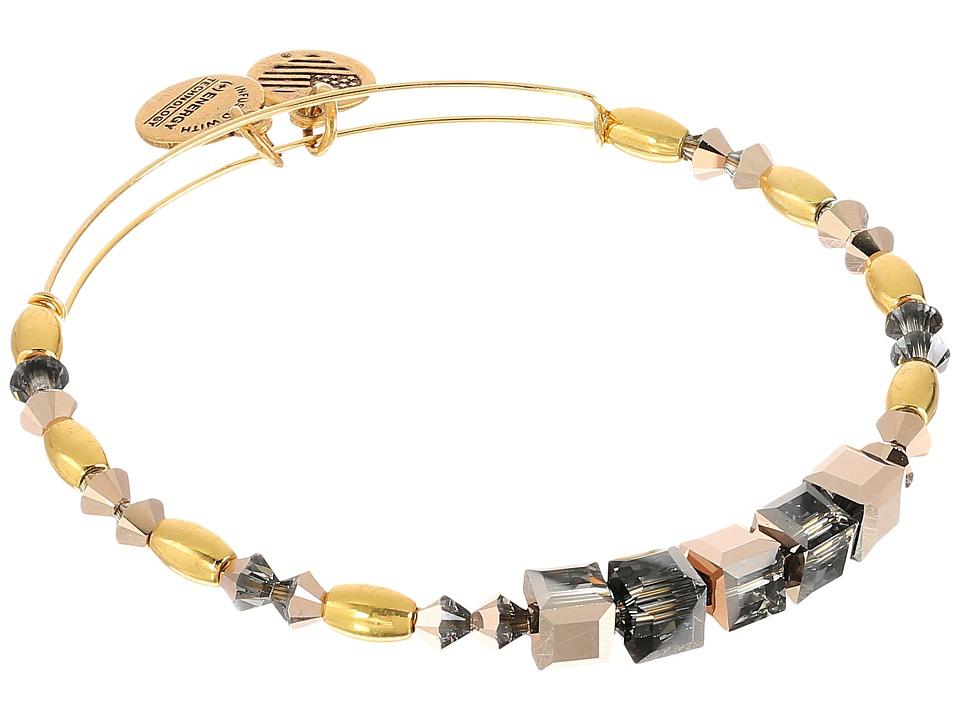 Alex and Ani - Crown (Shiny Gold) Bracelet