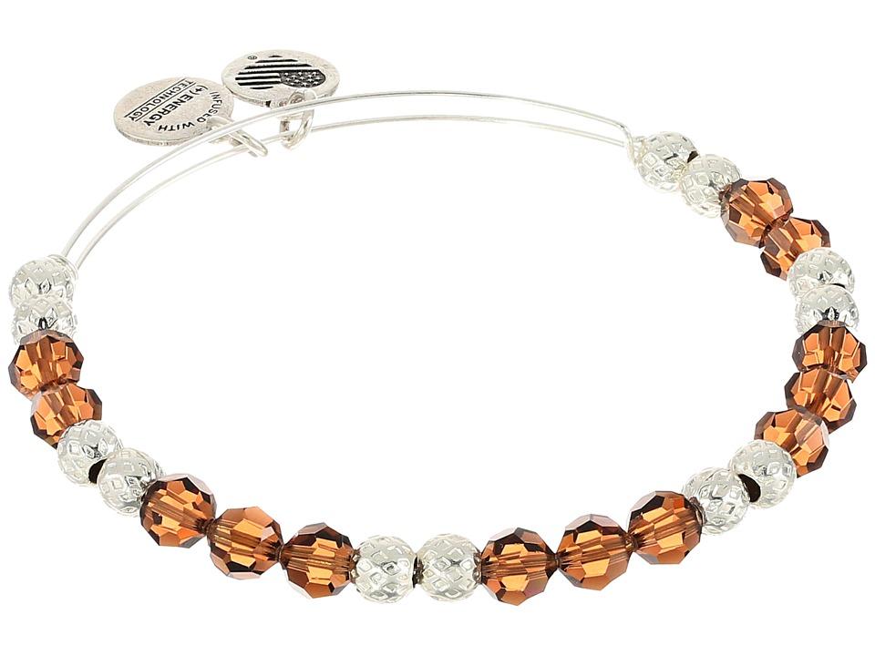 Alex and Ani - Earth (Shiny Silver) Bracelet