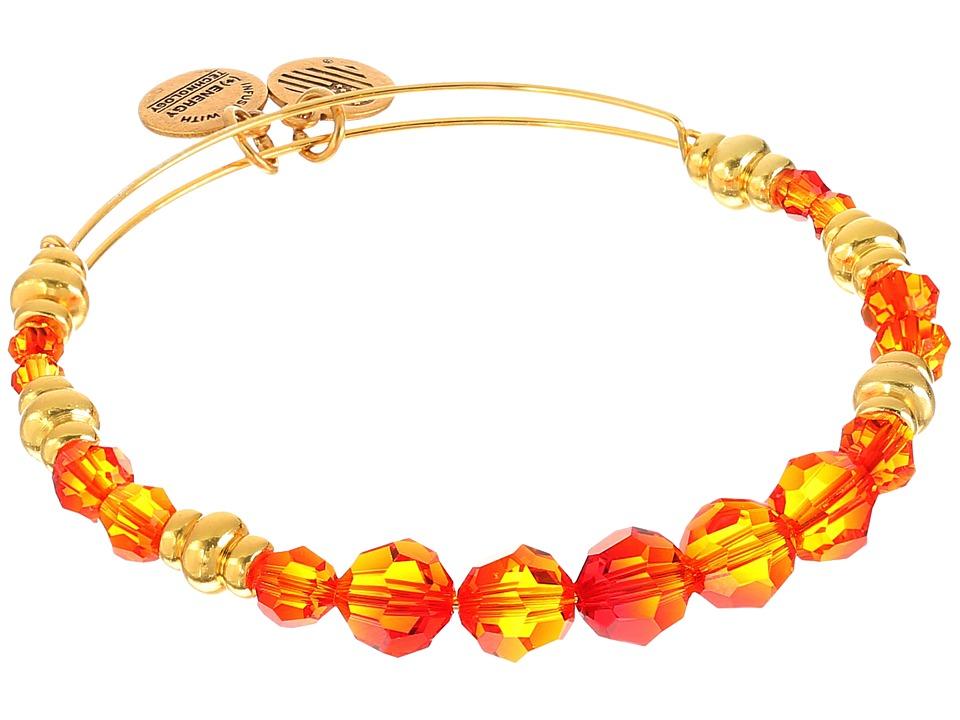 Alex and Ani - Fire (Shiny Gold) Bracelet