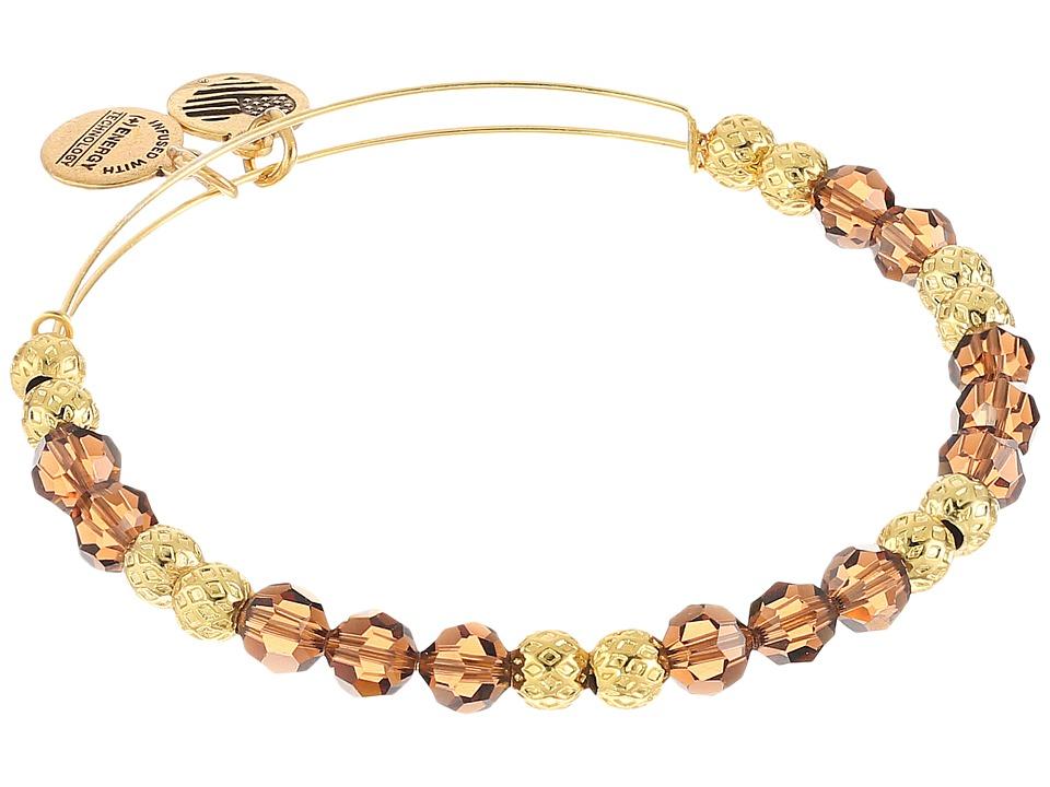 Alex and Ani - Earth (Shiny Gold) Bracelet