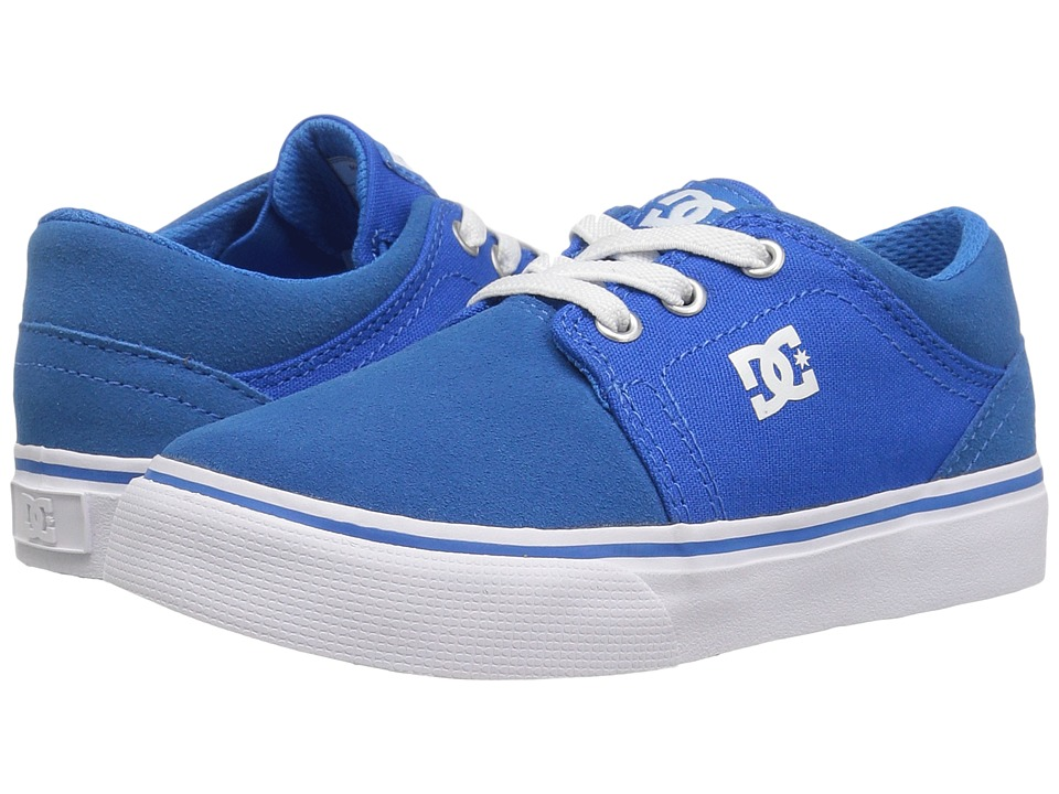 DC Kids - Trase Slip (Toddler) (Blue) Girls Shoes