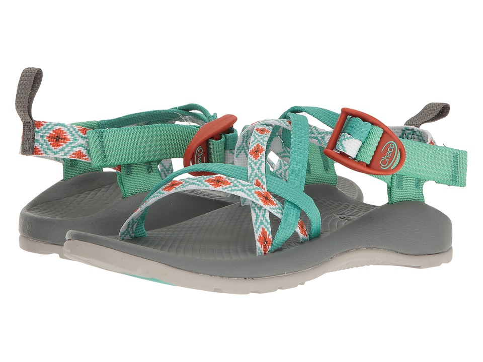 Chaco Kids - Zx1 Ecotreadtm (Toddler/Little Kid/Big Kid) (Desert Mosaic) Girls Shoes