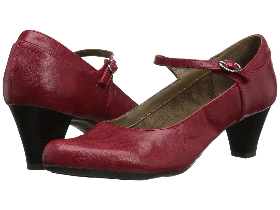 A2 by Aerosoles - For Shore (Red) Women's Shoes