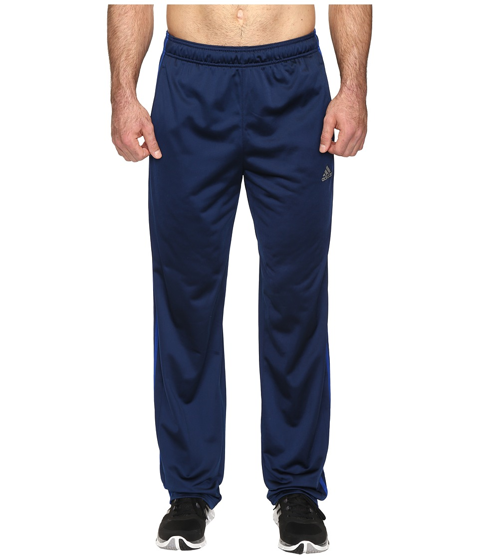 adidas - Essential Track Pants - Big Tall (Collegiate Navy/Collegiate Royal) Men's Casual Pants
