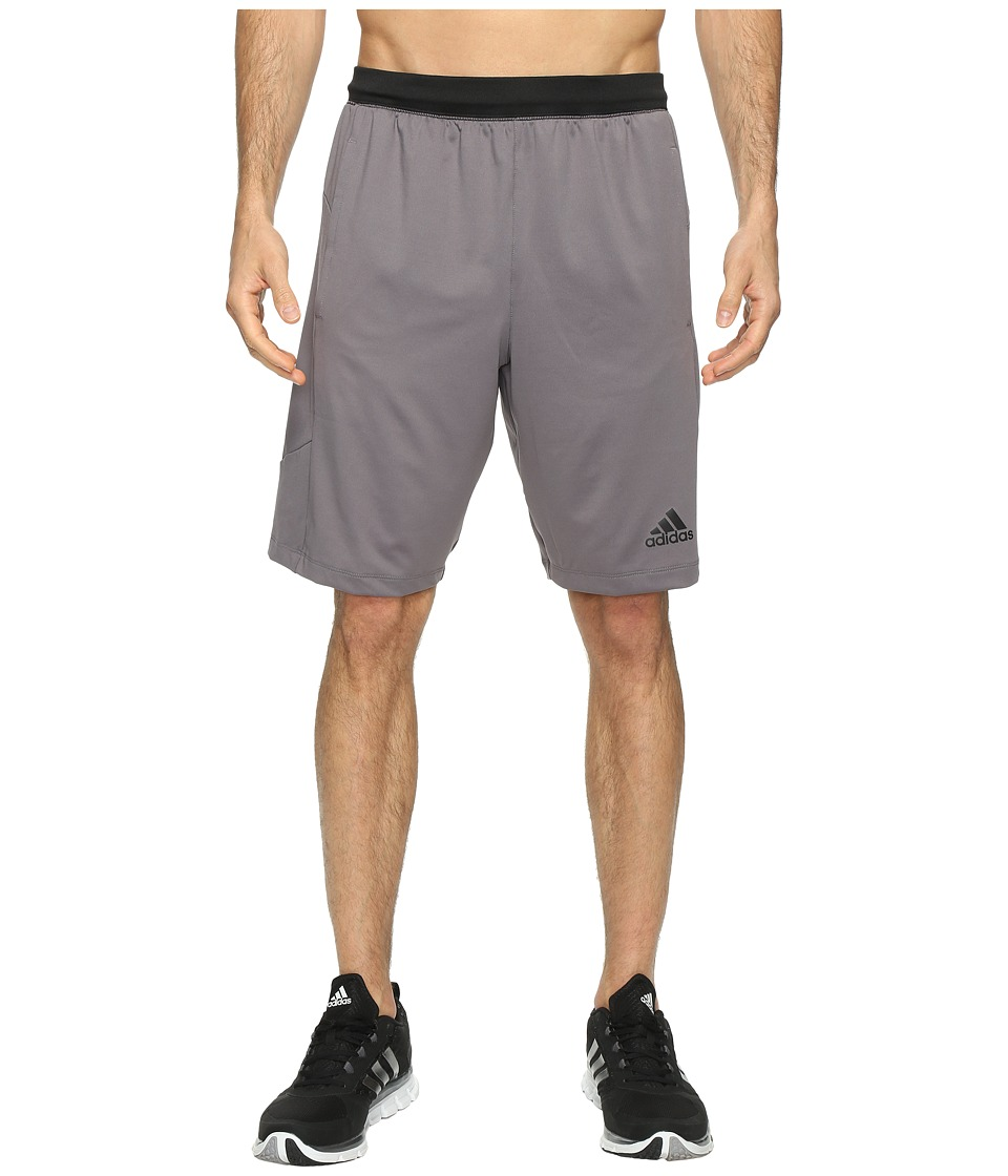 adidas SpeedBreaker Hype Shorts (Trace Grey S17) Men