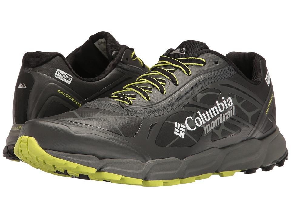 Columbia - Caldorado II Outdry Extreme (Black/White) Men's Running Shoes