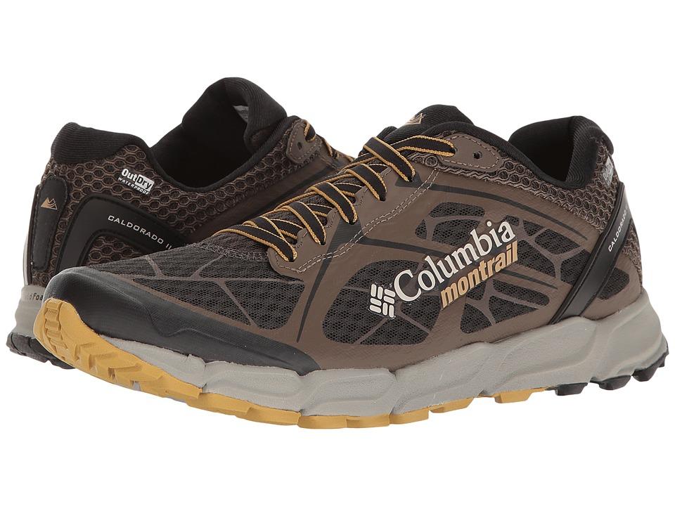 Columbia - Caldorado II Outdry (Jet/Mud) Men's Running Shoes