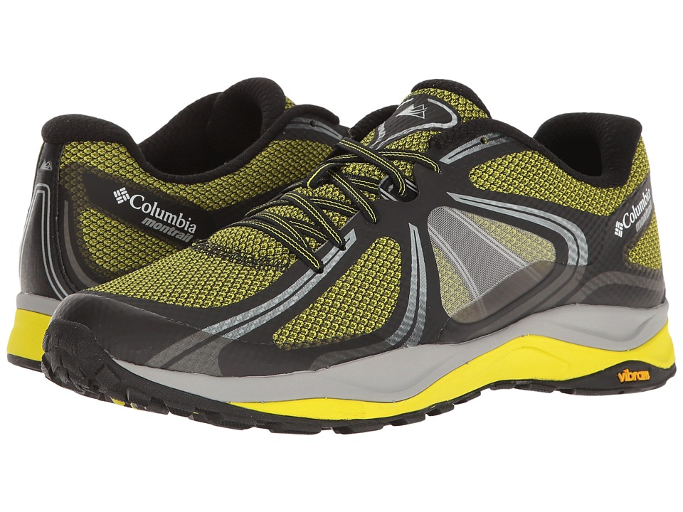 Columbia - Trient (Zour/White) Men's Running Shoes