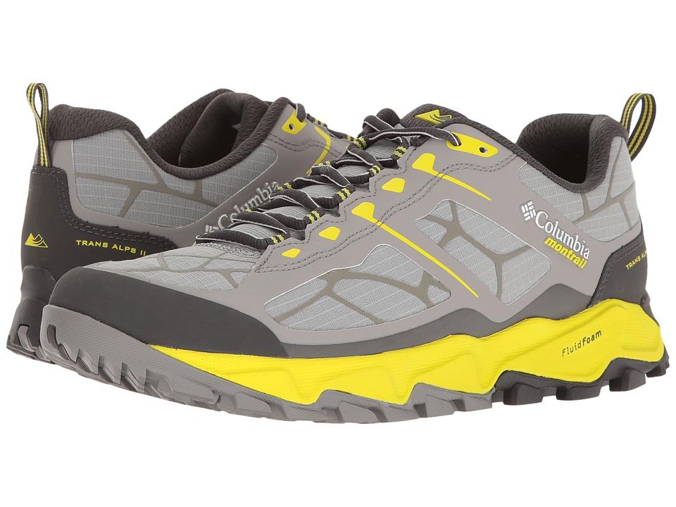 Columbia Trans Alps II (Light Grey/Zour) Men