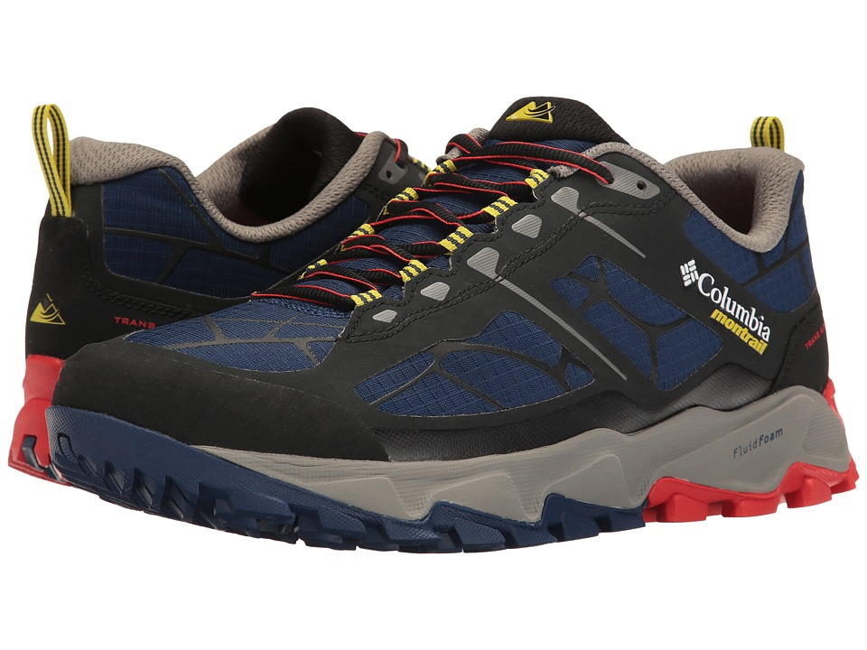 Columbia - Trans Alps II (Cousteau/Spicy) Men's Running Shoes