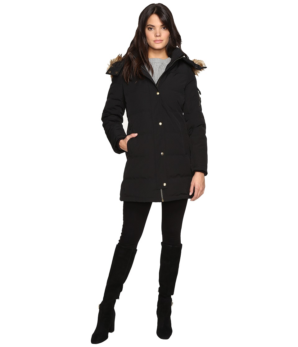 MICHAEL Michael Kors Down Jacket M822368T (Black) Women