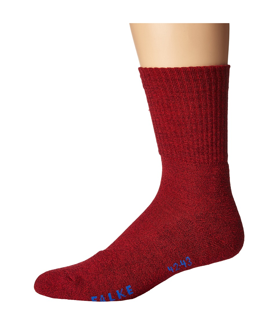 Falke - Walkie Light Socks (Scarlet) Men's No Show Socks Shoes