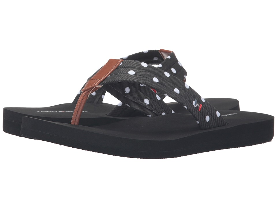 Tommy Hilfiger - Caron (Black Multi) Women